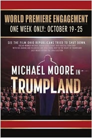 Poster for Michael Moore in TrumpLand