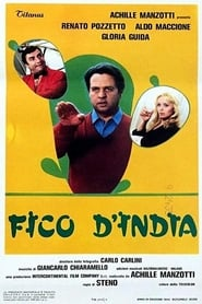 Poster Fico d'India 1980