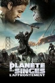 La Planète des singes, L'Affrontement 2014