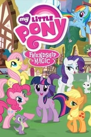 Poster My Little Pony: Friendship Is Magic - Season 9 Episode 20 : A Horse Shoe-In 2019
