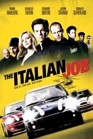 Poster The Italian Job 2003