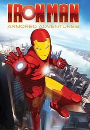 Poster Iron Man: Armored Adventures 2012