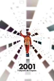 Poster 2001 : l'odyssée de l'espace 1968
