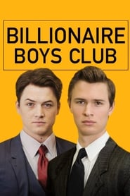 Billionaire Boys Club (2018) Watch Online Free