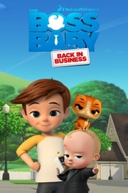 The Boss Baby: Back in Business - Season 1 (2018) poster