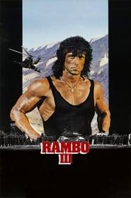 Poster Rambo III 1988