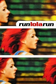 Poster Run Lola Run 1998