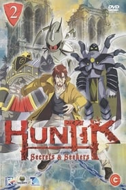 Poster Huntik: Secrets & Seekers 2012