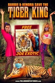 Barbie & Kendra Save the Tiger King (2020) poster