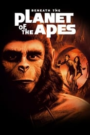Poster Beneath the Planet of the Apes 1970
