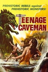 Poster Teenage Caveman 1958