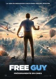Free Guy: Tomando el control (2021)