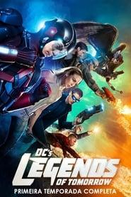 DC's Legends of Tomorrow - Season 1 Episode 1 : Pilot, Part 1