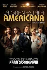 Escándalo americano (2013) | La gran estafa americana | American Hustle