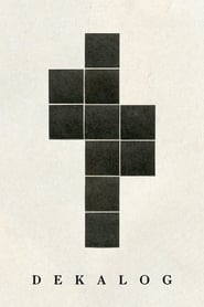 Poster Dekalog 1989
