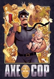 Poster Axe Cop 2015