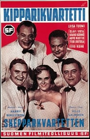 Kipparikvartetti 1952