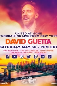David Guetta | United at Home - Fundraising Live from New York 2020