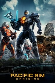 DVD cover image for Pacific Rim. Uprising