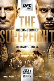 Regarder UFC 226: Miocic vs. Cormier