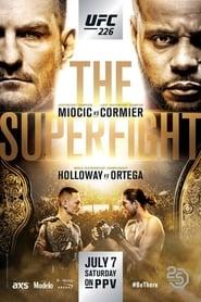 Poster UFC 226: Miocic vs. Cormier 2018
