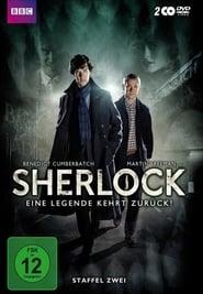 Sherlock: 2 Staffel
