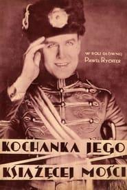 Die Geliebte seiner Hoheit 1929
