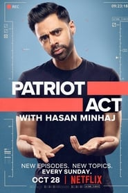 Patriot Act with Hasan Minhaj - Season 1 (2018) poster