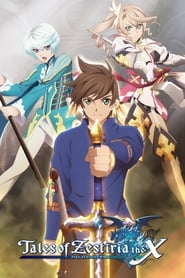 Poster Tales of Zestiria the X 2017