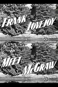 Poster Meet McGraw 1959