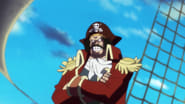 One Piece Season 19 Episode 849 : Before the Dawn! Pedro, the Captain of the Guardians!