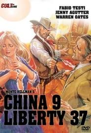 Poster del film China 9, Liberty 37