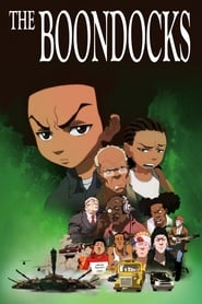 Poster The Boondocks 2014