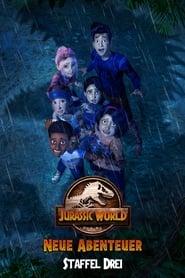Jurassic World: Acampamento Jurássico Temporada 3