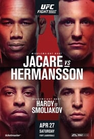 UFC Fight Night 150: Jacare vs. Hermansson 2019 film complet