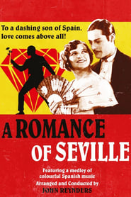 Poster The Romance of Seville 1929