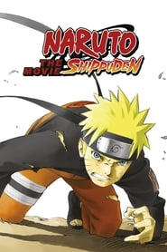 Naruto Shippuden the Movie 2007