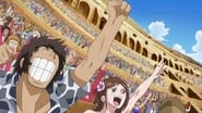 One Piece Dress Rosa Arc (2) Episode 701 : Sad Memories! Law the Boy from the White Town!