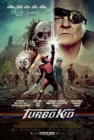 Poster Turbo Kid 2015