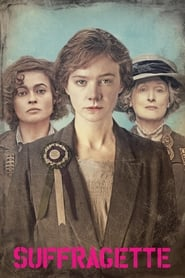 Poster for Suffragette