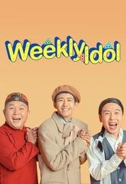 Poster Weekly Idol 2020