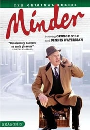 Minder - Season 3 (1982) poster