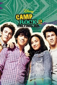 Poster for Camp Rock 2: The Final Jam