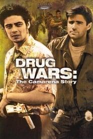 Poster Drug Wars: The Camarena Story 1990