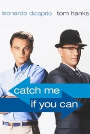 Poster Catch Me If You Can 2002