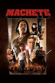 Poster Machete 2010
