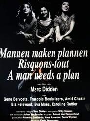 Mannen maken plannen