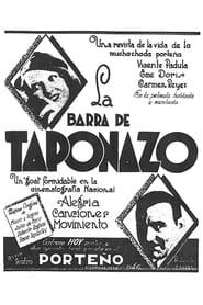 La barra de Taponazo 1932