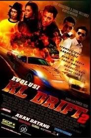 Poster Evolusi KL Drift 2 2010