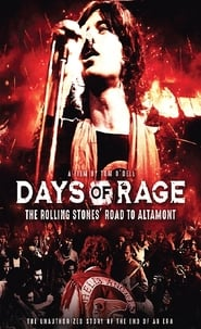 Days of Rage: the Rolling Stones' Road to Altamont (2020)